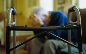 One in three people over 65 will develop dementia and there is currently no cure. GETTY IMAGES