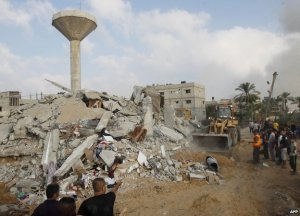 Rafah (courtesy of BBC News website)