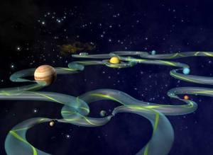 NASA Interplanetary Super-highway