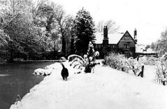 Milwichhall-hall-in-the-snow